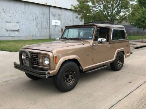 1972 Jeep Commando for sale at Enthusiast Motorcars of Texas in Rowlett TX