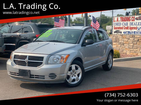 2009 Dodge Caliber for sale at L.A. Trading Co. in Woodhaven MI