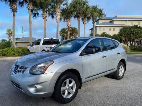 2014 Nissan Rogue Select for sale at Gulf Financial Solutions Inc DBA GFS Autos in Panama City Beach FL