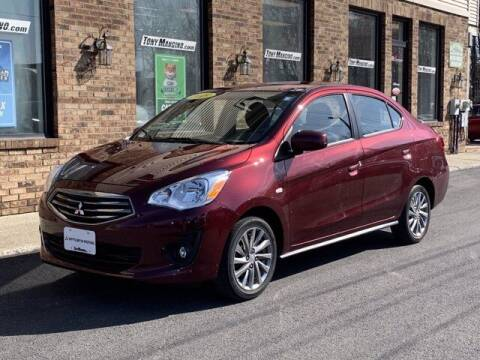 2019 Mitsubishi Mirage G4 for sale at The King of Credit in Clifton Park NY