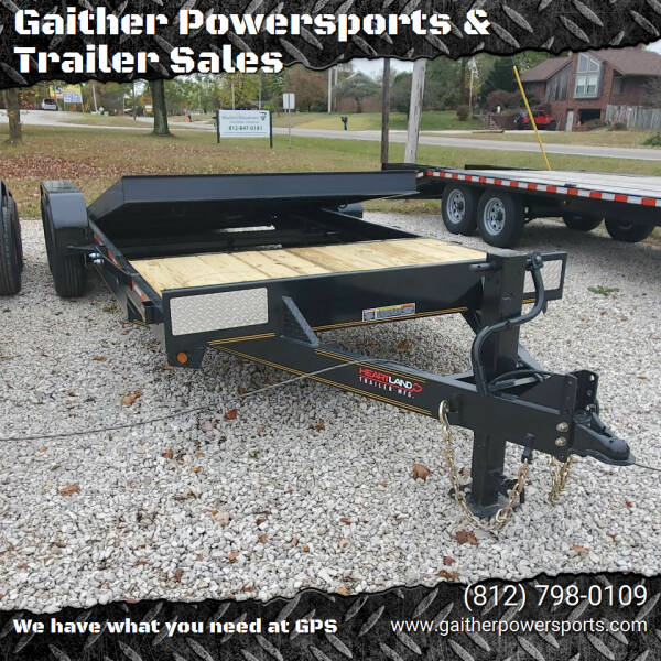 2020 Heartland 22' Suretilt 14K for sale at Gaither Powersports & Trailer Sales in Linton IN
