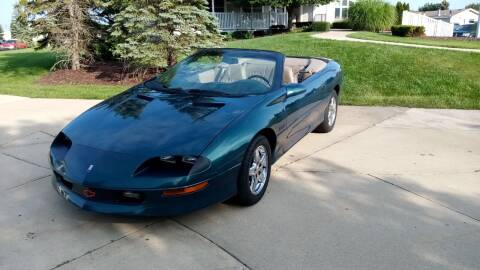 1997 Chevrolet Camaro for sale at Heartbeat Used Cars & Trucks in Harrison Township MI