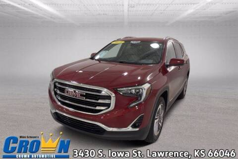 2018 GMC Terrain for sale at Crown Automotive of Lawrence Kansas in Lawrence KS