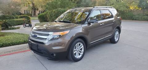 2015 Ford Explorer for sale at Motorcars Group Management - Bud Johnson Motor Co in San Antonio TX