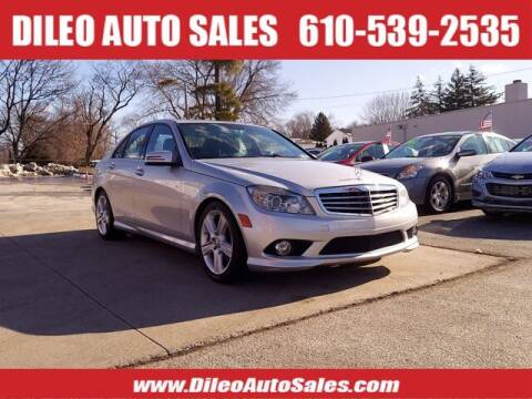 2010 Mercedes-Benz C-Class for sale at Dileo Auto Sales in Norristown PA