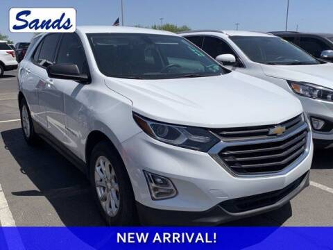 2018 Chevrolet Equinox for sale at Sands Chevrolet in Surprise AZ