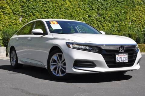 2019 Honda Accord for sale at AMC Auto Sales Inc in San Jose CA