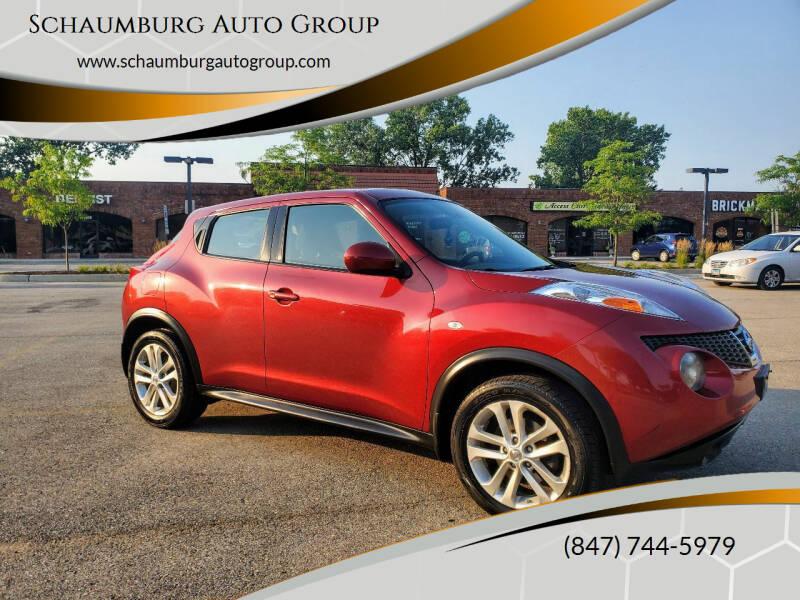2011 Nissan JUKE for sale at Schaumburg Auto Group in Schaumburg IL
