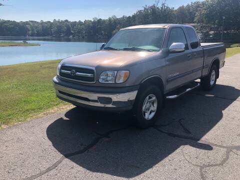 2002 Toyota Tundra for sale at Village Wholesale in Hot Springs Village AR