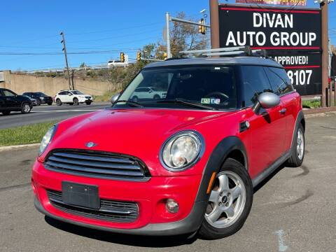 2011 MINI Cooper Clubman for sale at Divan Auto Group - 3 in Feasterville PA