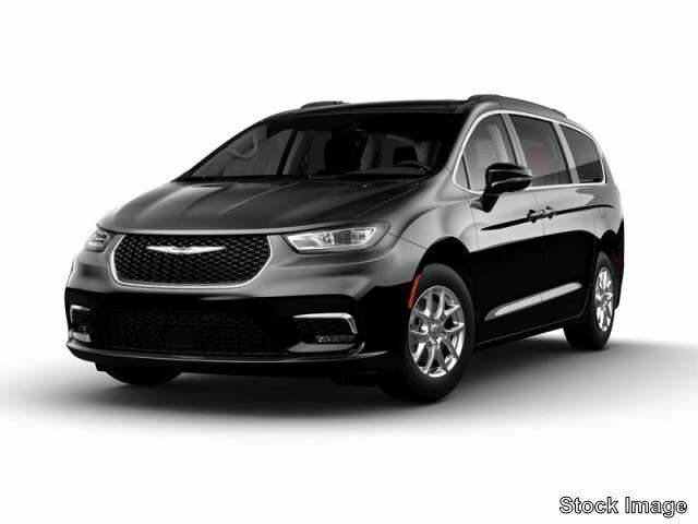 2021 Chrysler Pacifica for sale at Greenway Automotive GMC in Morris IL