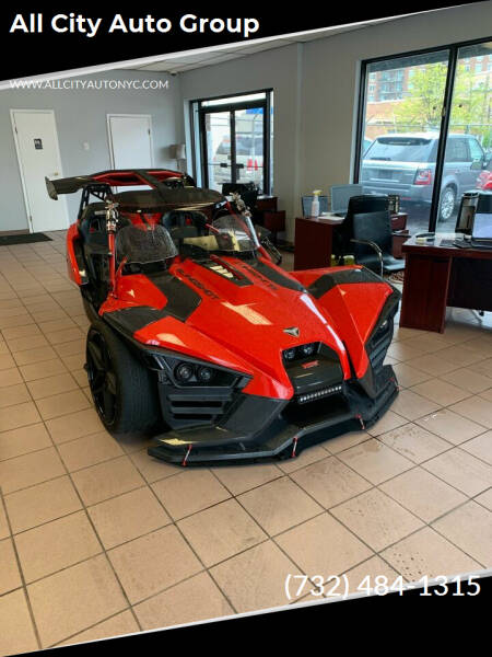 2016 Polaris? Slingshot for sale at All City Auto Group in Staten Island NY