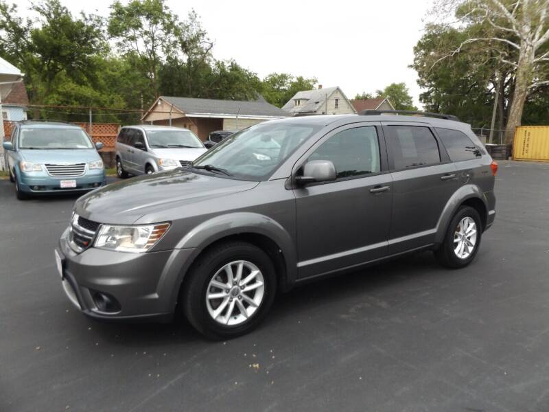 2013 Dodge Journey for sale at Goodman Auto Sales in Lima OH