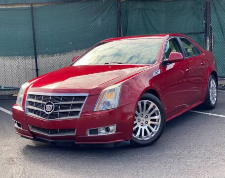 2010 Cadillac CTS for sale at Illinois Auto Sales in Paterson NJ
