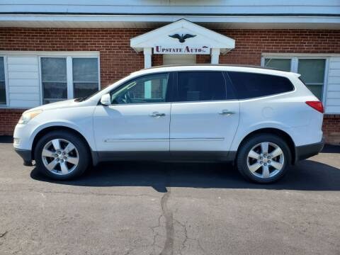 2009 Chevrolet Traverse for sale at UPSTATE AUTO INC in Germantown NY