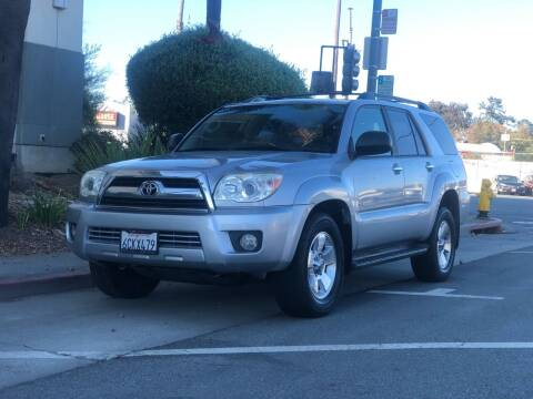 2008 Toyota 4Runner for sale at Car House in San Mateo CA