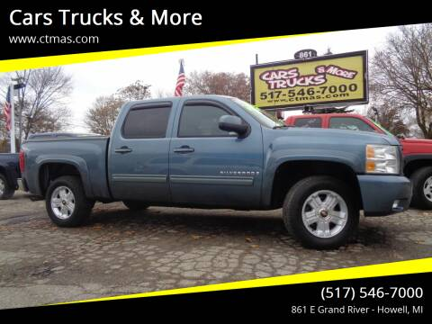 2009 Chevrolet Silverado 1500 for sale at Cars Trucks & More in Howell MI
