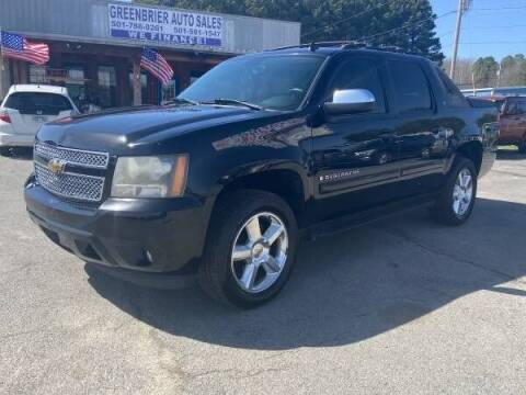 2007 Chevrolet Avalanche for sale at Greenbrier Auto Sales in Greenbrier AR