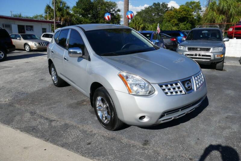 2010 Nissan Rogue for sale at J Linn Motors in Clearwater FL