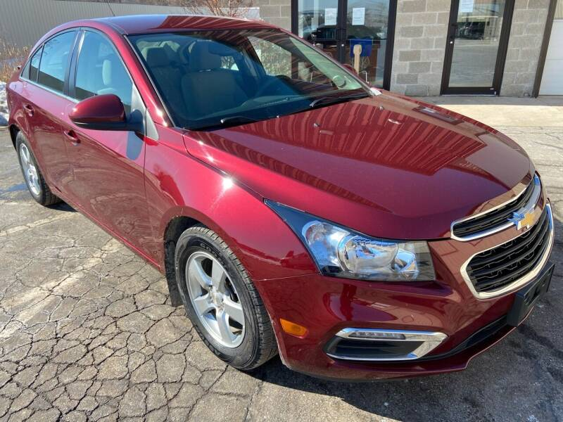 2016 Chevrolet Cruze Limited for sale in Racine, WI
