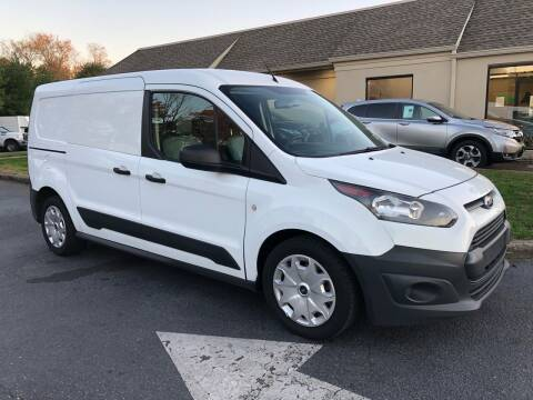 2016 Ford Transit Connect Cargo for sale at iCar Auto Sales in Howell NJ