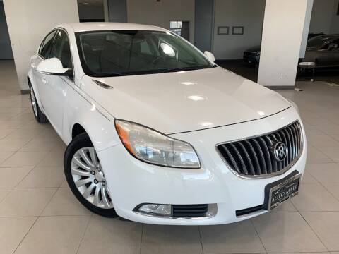 2012 Buick Regal for sale at Auto Mall of Springfield in Springfield IL
