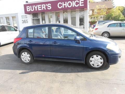 2008 Nissan Versa for sale at Buyers Choice Auto Sales in Bedford OH