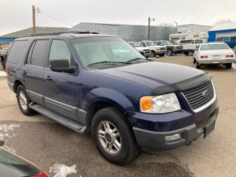 2003 Ford Expedition for sale at AFFORDABLY PRICED CARS LLC in Mountain Home ID