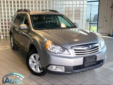 2011 Subaru Outback for sale at iAuto in Cincinnati OH