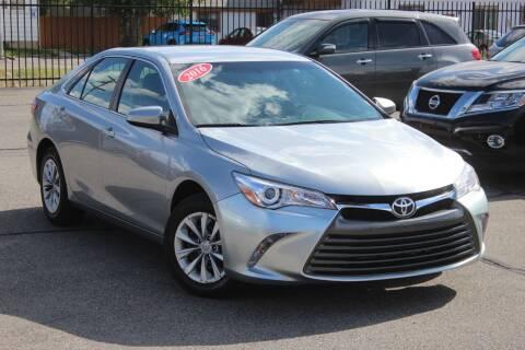2016 Toyota Camry for sale at Car Bazaar INC in Salt Lake City UT
