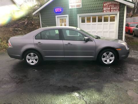 2007 Ford Fusion for sale at KMK Motors in Latham NY