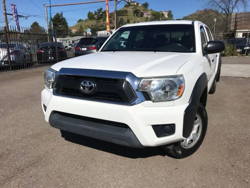2013 Toyota Tacoma for sale at Vtek Motorsports in El Cajon CA