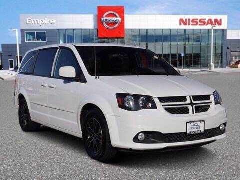 2016 Dodge Grand Caravan for sale at EMPIRE LAKEWOOD NISSAN in Lakewood CO