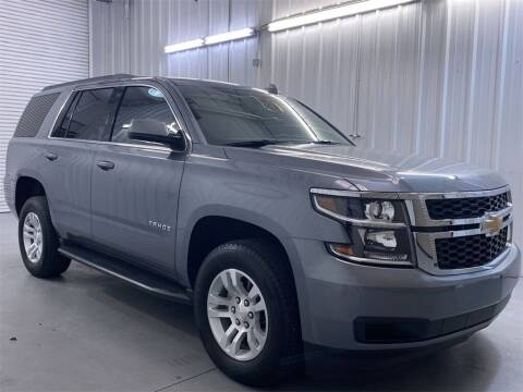 2019 Chevrolet Tahoe for sale at JOE BULLARD USED CARS in Mobile AL