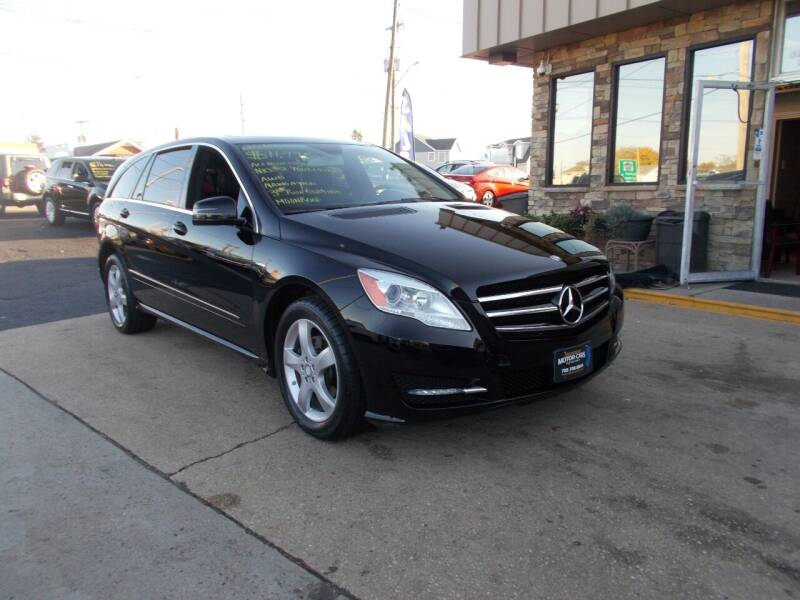 2012 Mercedes-Benz R-Class for sale at Preferred Motor Cars of New Jersey in Keyport NJ