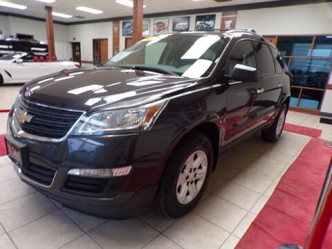 2015 Chevrolet Traverse for sale at Adams Auto Group Inc. in Charlotte NC