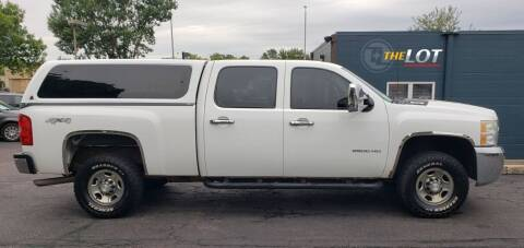 2010 Chevrolet Silverado 2500HD for sale at THE LOT in Sioux Falls SD