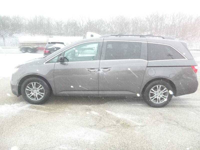 2011 Honda Odyssey for sale at NEW RIDE INC in Evanston IL