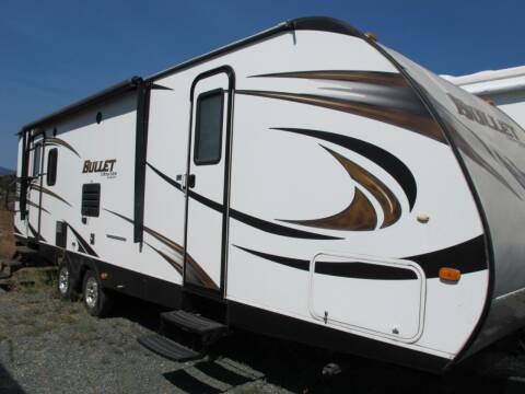 2014 BULLET 285 RL for sale at Oregon RV Outlet LLC - Travel Trailers in Grants Pass OR
