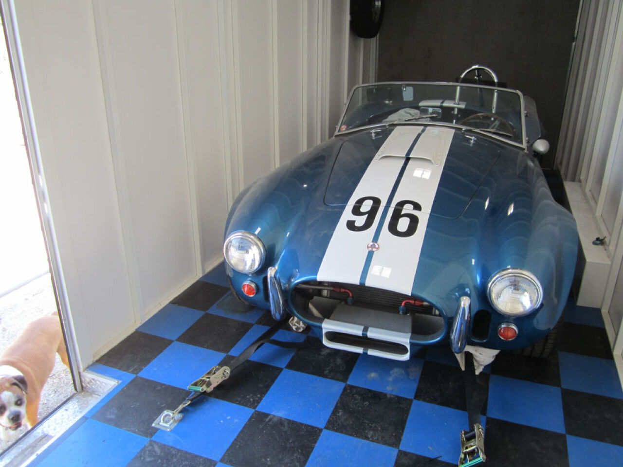 1966 Shelby CSX