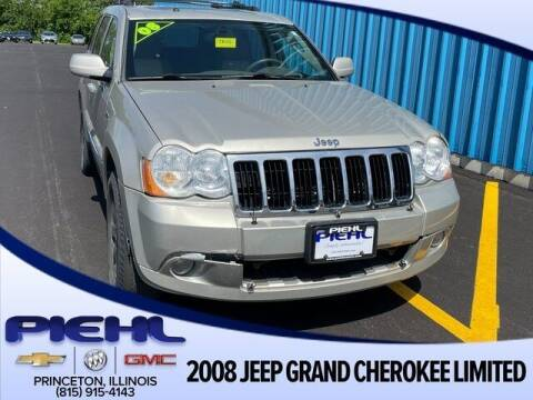 2008 Jeep Grand Cherokee for sale at Piehl Motors - PIEHL Chevrolet Buick Cadillac in Princeton IL