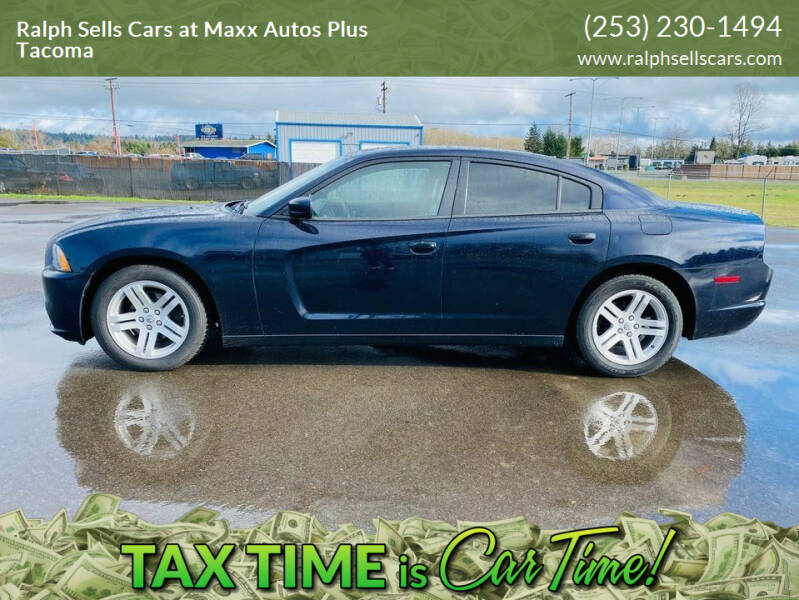 2012 Dodge Charger for sale at Ralph Sells Cars at Maxx Autos Plus Tacoma in Tacoma WA