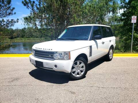 2006 Land Rover Range Rover for sale at Excalibur Auto Sales in Palatine IL