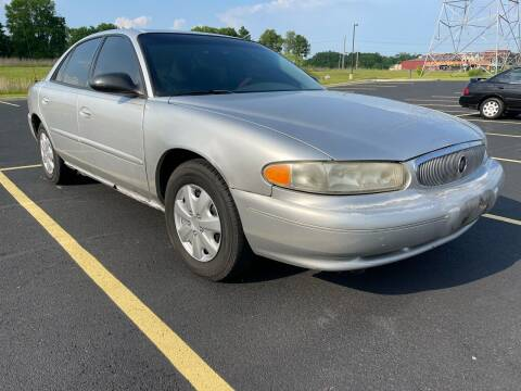 2003 Buick Century for sale at Quality Motors Inc in Indianapolis IN