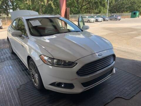 2013 Ford Fusion for sale at Allen Turner Hyundai in Pensacola FL