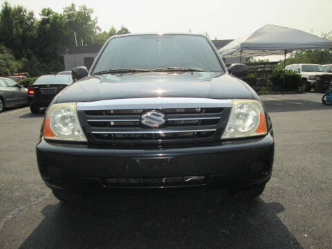 2005 Suzuki XL7 for sale at Olde Mill Motors in Angier NC