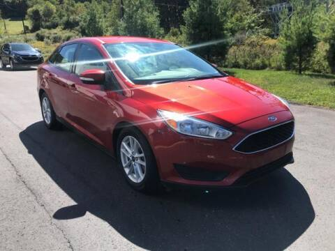 2018 Ford Focus for sale at Hawkins Chevrolet in Danville PA