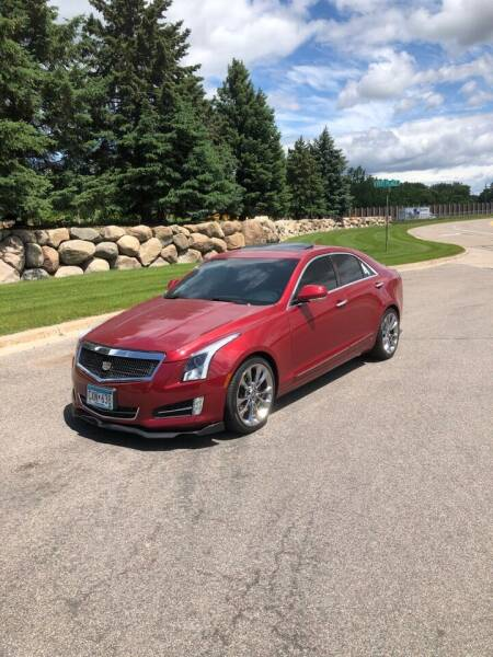 2013 Cadillac ATS for sale at Prime Auto Sales in Rogers MN