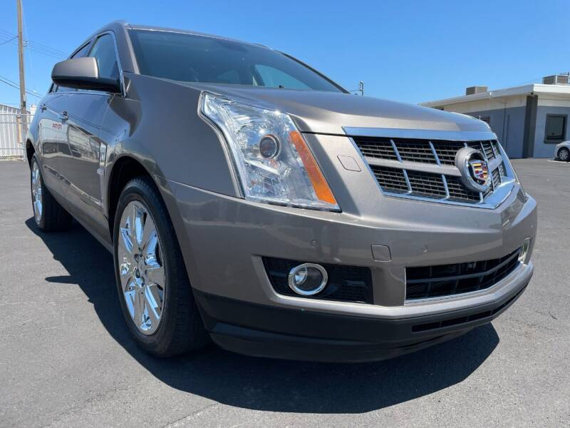 2012 Cadillac SRX for sale at Approved Autos in Sacramento CA