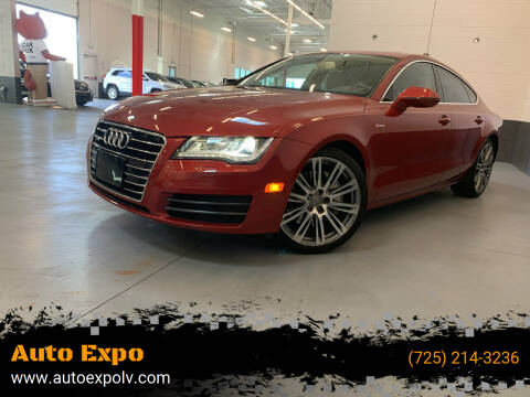 2014 Audi A7 for sale at Auto Expo in Las Vegas NV